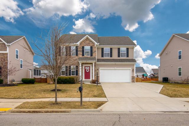 828 Oakley Drive, Delaware, OH 43015 (MLS #219007564) :: Shannon Grimm & Partners