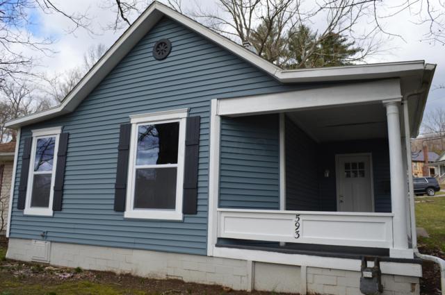 593 Zanesville Avenue, Logan, OH 43138 (MLS #219007607) :: Brenner Property Group | Keller Williams Capital Partners