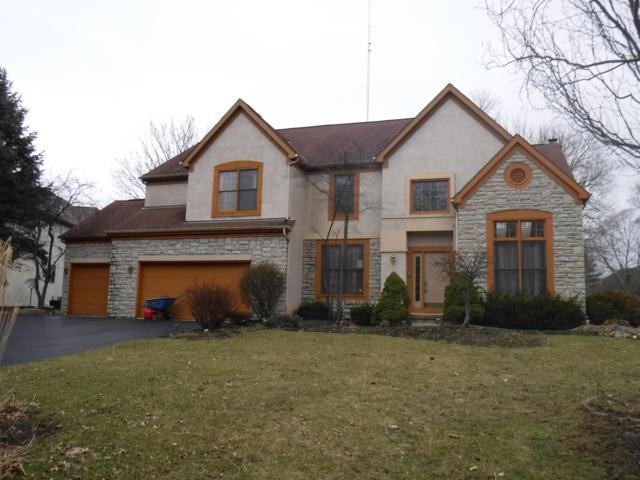 5652 Turnberry Drive, Westerville, OH 43082 (MLS #219007619) :: Susanne Casey & Associates