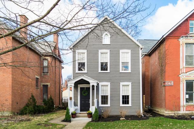 1337 Hunter Avenue, Columbus, OH 43201 (MLS #219007895) :: Susanne Casey & Associates
