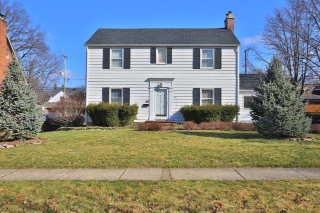 296 Arden Road, Columbus, OH 43214 (MLS #219007908) :: Signature Real Estate