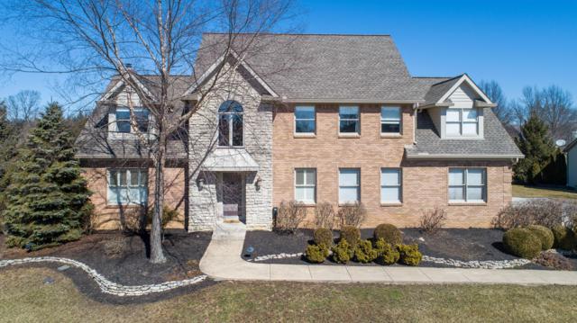 4583 Pine Tree Court, Westerville, OH 43082 (MLS #219007959) :: Susanne Casey & Associates