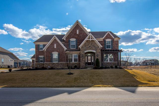 3609 Sparrow Court, Hilliard, OH 43026 (MLS #219007994) :: Berkshire Hathaway HomeServices Crager Tobin Real Estate
