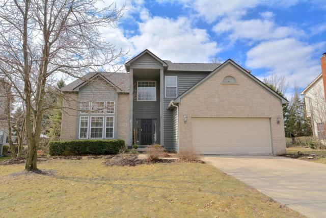 335 Aylesbury Drive S, Westerville, OH 43082 (MLS #219008060) :: Berkshire Hathaway HomeServices Crager Tobin Real Estate