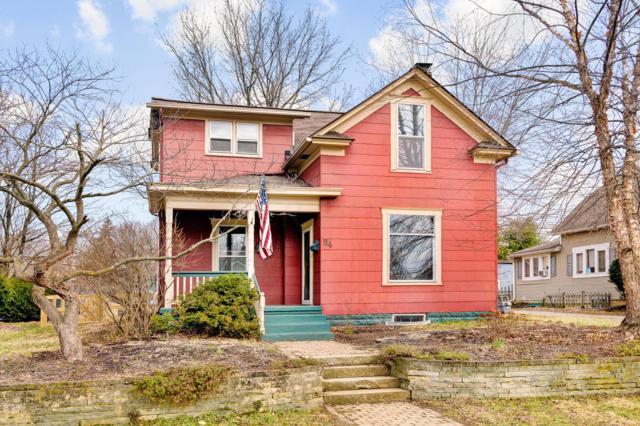 54 Logan Avenue, Westerville, OH 43081 (MLS #219008122) :: Brenner Property Group | Keller Williams Capital Partners