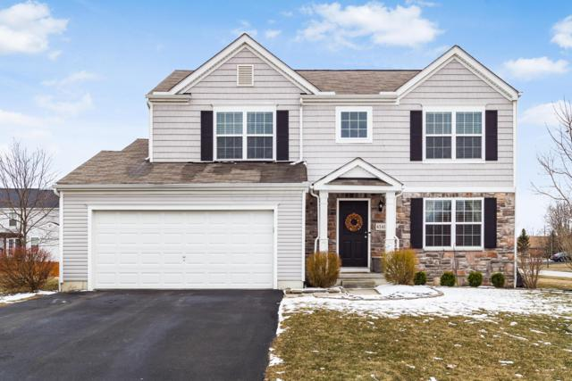 4341 Archway Court, Grove City, OH 43123 (MLS #219008175) :: Keller Williams Excel