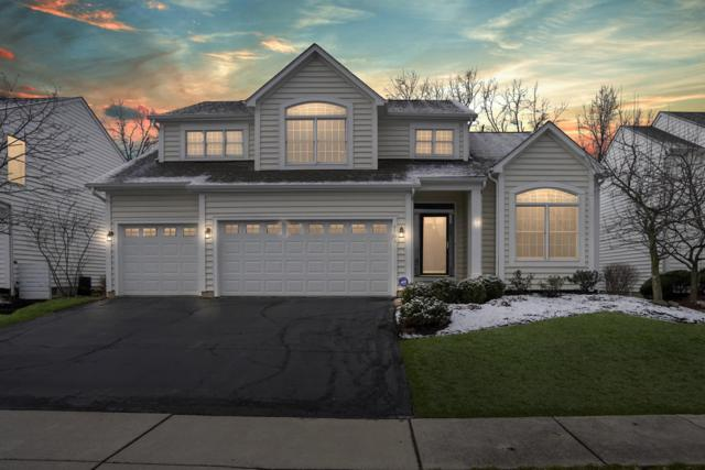 4509 Flower Garden Drive, New Albany, OH 43054 (MLS #219008176) :: The Raines Group