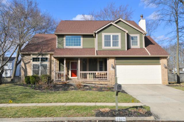 2526 Zebec Street, Powell, OH 43065 (MLS #219008179) :: BuySellOhio.com