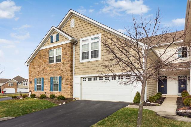 4489 Newport Loop E #4489, Grove City, OH 43123 (MLS #219008192) :: Signature Real Estate