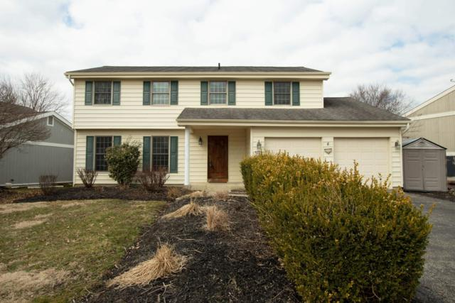 995 Timberbank Drive, Westerville, OH 43081 (MLS #219008199) :: Berkshire Hathaway HomeServices Crager Tobin Real Estate