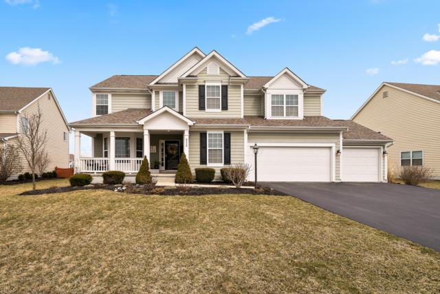 6538 Letterman Drive, Powell, OH 43065 (MLS #219008204) :: Susanne Casey & Associates