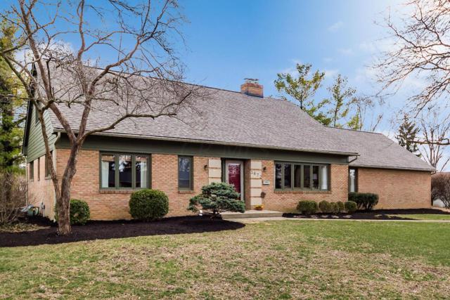 3872 Patricia Drive, Upper Arlington, OH 43220 (MLS #219008207) :: Berkshire Hathaway HomeServices Crager Tobin Real Estate