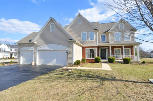6699 Park Mill Drive, Dublin, OH 43016 (MLS #219008210) :: Berkshire Hathaway HomeServices Crager Tobin Real Estate