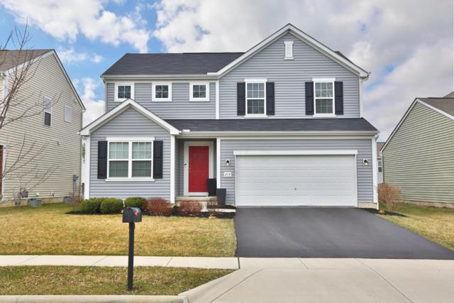 219 Shallotte Drive, Reynoldsburg, OH 43068 (MLS #219008216) :: Signature Real Estate