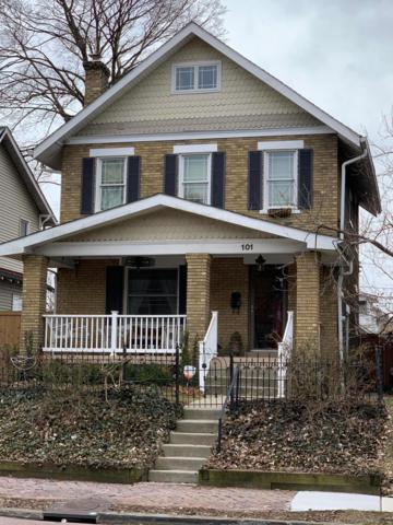 101 Hanford Street, Columbus, OH 43206 (MLS #219008225) :: RE/MAX ONE