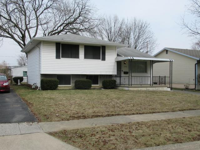 1748 Brookfield Square S, Columbus, OH 43229 (MLS #219008254) :: The Raines Group