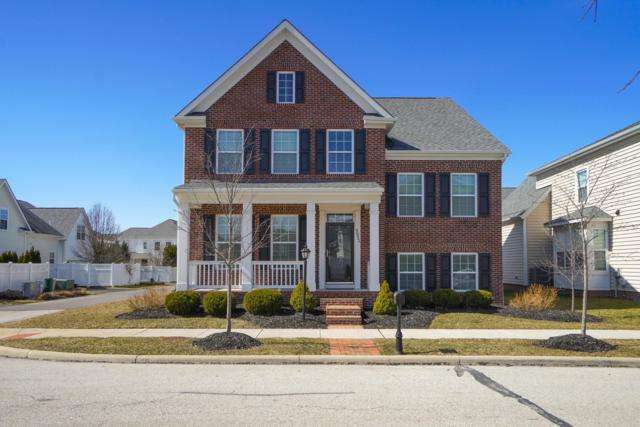 5053 Butterworth Green Drive, New Albany, OH 43054 (MLS #219008274) :: The Raines Group