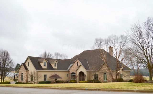 1433 Greenbrier Drive, Mount Vernon, OH 43050 (MLS #219008315) :: Brenner Property Group | Keller Williams Capital Partners