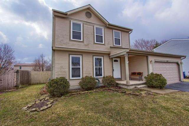 4945 Cashion Drive, Hilliard, OH 43026 (MLS #219008318) :: Keller Williams Excel