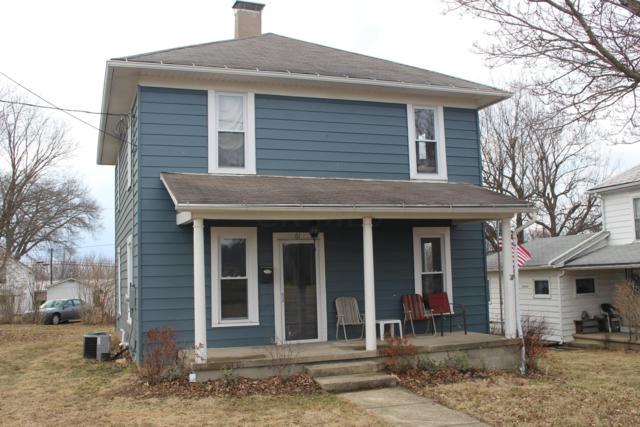 61 Mansfield Avenue, Mount Vernon, OH 43050 (MLS #219008330) :: Brenner Property Group | Keller Williams Capital Partners
