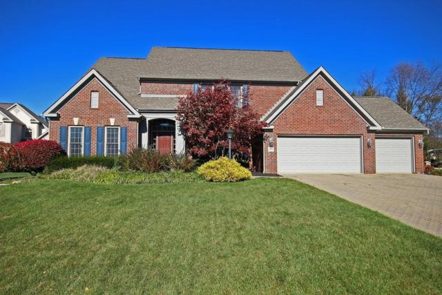 2821 Greeley Court, Lewis Center, OH 43035 (MLS #219008341) :: Brenner Property Group | Keller Williams Capital Partners