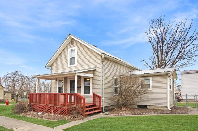 105 Liberty Street, Mount Vernon, OH 43050 (MLS #219008350) :: Brenner Property Group | Keller Williams Capital Partners