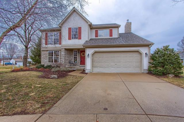 1256 Flagstone Square, Westerville, OH 43081 (MLS #219008358) :: Brenner Property Group | Keller Williams Capital Partners