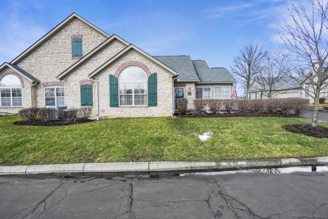 7725 Red Maple Place, Westerville, OH 43082 (MLS #219008361) :: Brenner Property Group | Keller Williams Capital Partners