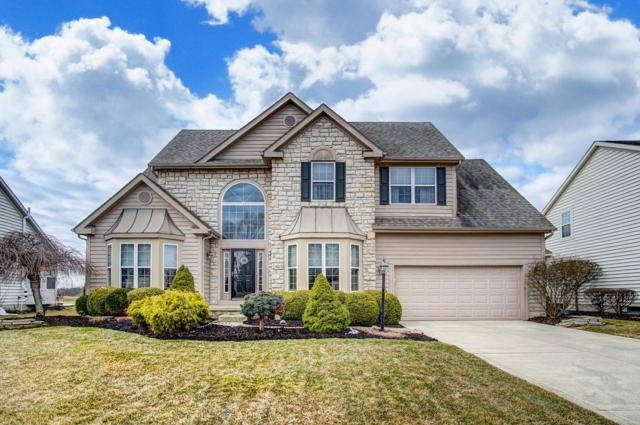 4773 Seven Lakes Place, Powell, OH 43065 (MLS #219008372) :: The Raines Group