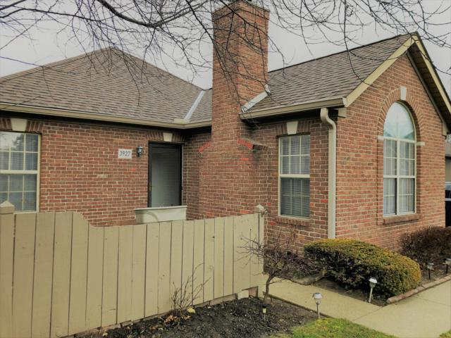 3927 Ivygate Place, Dublin, OH 43016 (MLS #219008376) :: Brenner Property Group | Keller Williams Capital Partners