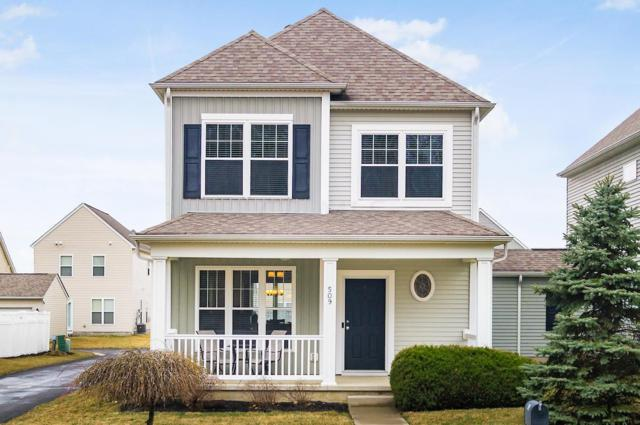 509 Timbersmith Drive, Delaware, OH 43015 (MLS #219008382) :: RE/MAX ONE