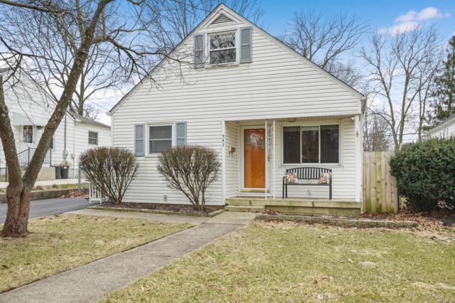 543 E Lincoln Avenue, Columbus, OH 43214 (MLS #219008387) :: Brenner Property Group | Keller Williams Capital Partners