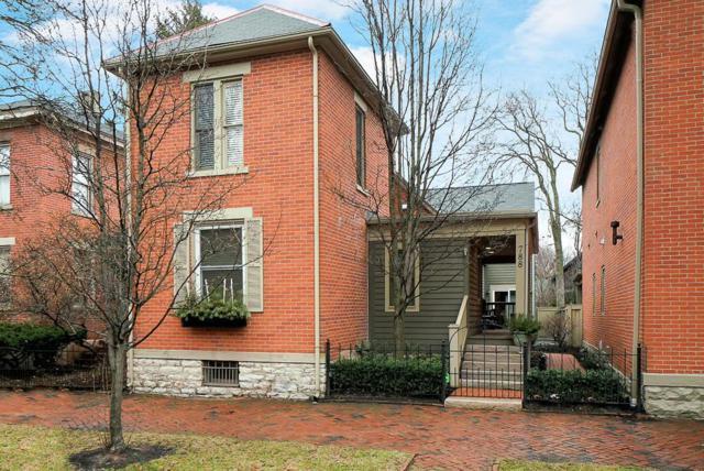 788 Mohawk Street, Columbus, OH 43206 (MLS #219008396) :: Brenner Property Group | Keller Williams Capital Partners