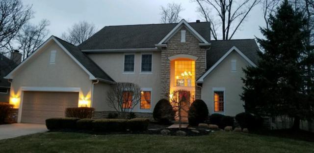 5173 Tralee Lane, Westerville, OH 43082 (MLS #219008411) :: Brenner Property Group | Keller Williams Capital Partners