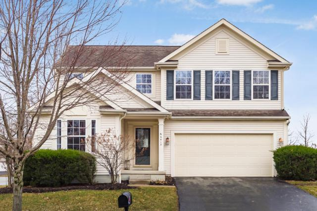 6413 Hilltop Trail Drive, New Albany, OH 43054 (MLS #219008449) :: The Raines Group