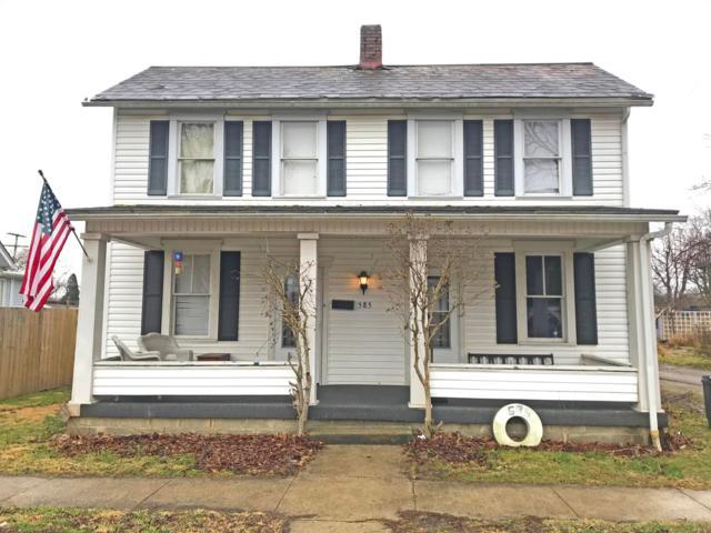 585 E Hunter Street, Logan, OH 43138 (MLS #219008482) :: Brenner Property Group | Keller Williams Capital Partners