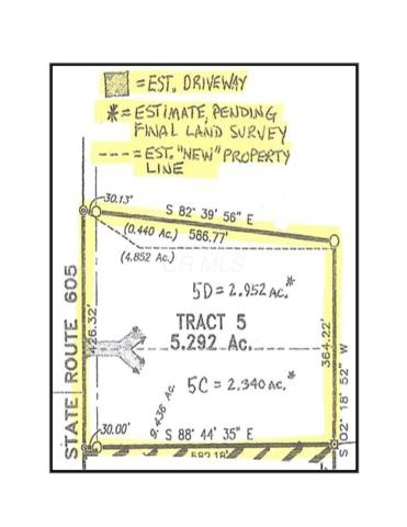 0 State Route 605 Tract 5C, Westerville, OH 43081 (MLS #219008498) :: Susanne Casey & Associates