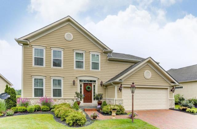 8115 Coldwater Drive, Powell, OH 43065 (MLS #219008500) :: The Raines Group