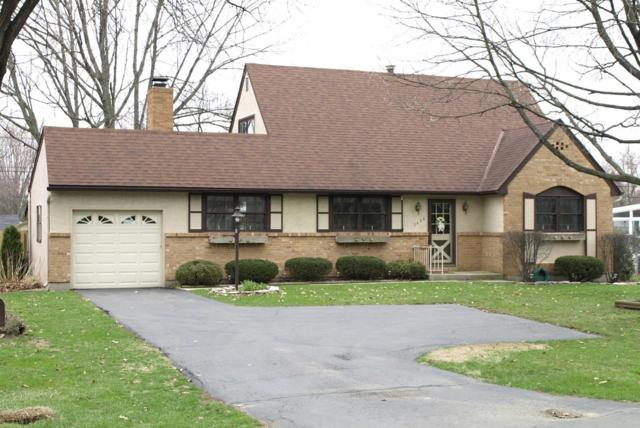 3636 Noe Bixby Road, Columbus, OH 43232 (MLS #219008542) :: The Raines Group