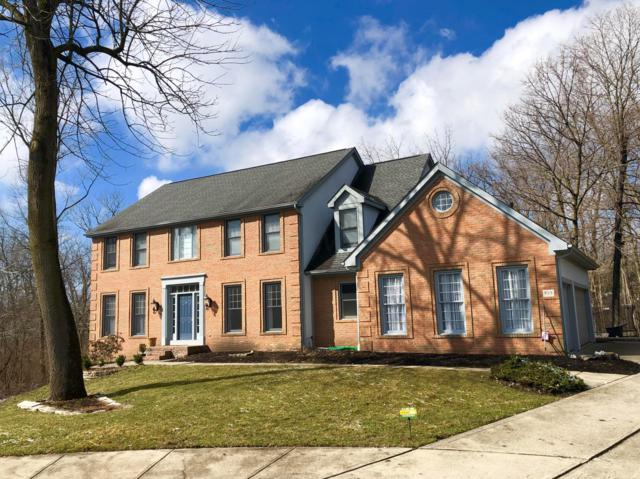 939 Woodsedge Lane, Westerville, OH 43081 (MLS #219008595) :: Shannon Grimm & Partners