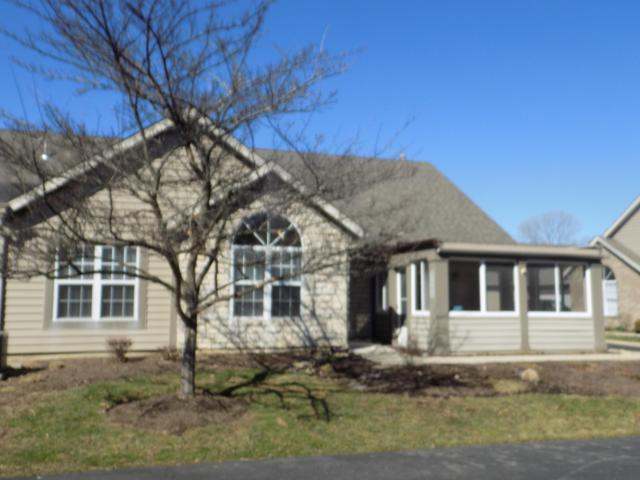 5588 Brickstone Place, Hilliard, OH 43026 (MLS #219008601) :: Berkshire Hathaway HomeServices Crager Tobin Real Estate