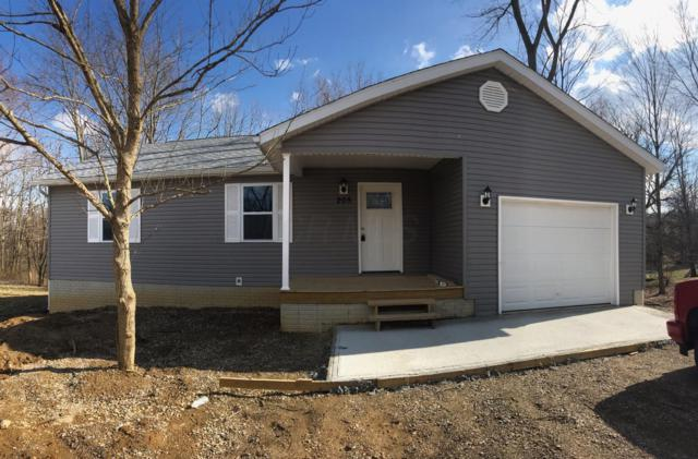 205 Lakeview Heights Drive, Howard, OH 43028 (MLS #219008652) :: Susanne Casey & Associates