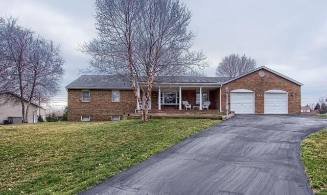 495 Willow Run Drive, Pickerington, OH 43147 (MLS #219008683) :: Shannon Grimm & Partners