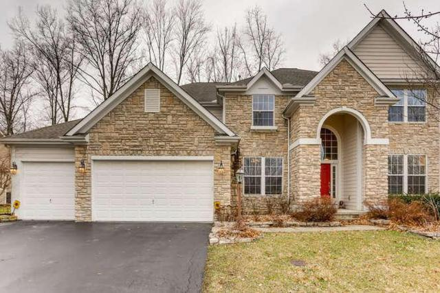 8514 Northbluff Lane, Powell, OH 43065 (MLS #219008714) :: Shannon Grimm & Partners
