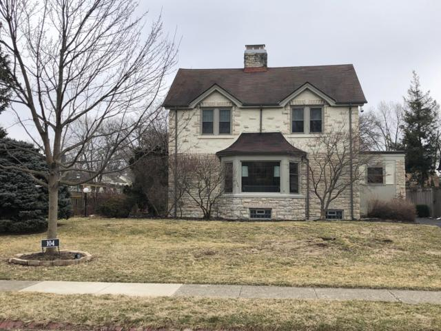 104 S Dawson Avenue, Bexley, OH 43209 (MLS #219008715) :: Berkshire Hathaway HomeServices Crager Tobin Real Estate