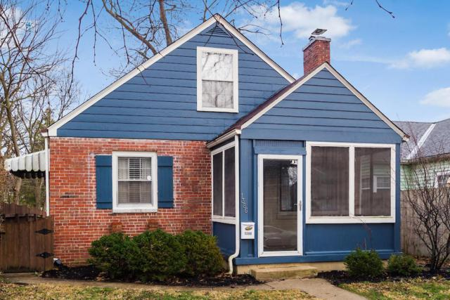 1386 Doten Avenue, Columbus, OH 43212 (MLS #219008822) :: Signature Real Estate