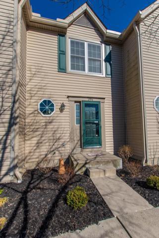 2036 Burbridge Lane 32C, Hilliard, OH 43026 (MLS #219008893) :: Berkshire Hathaway HomeServices Crager Tobin Real Estate