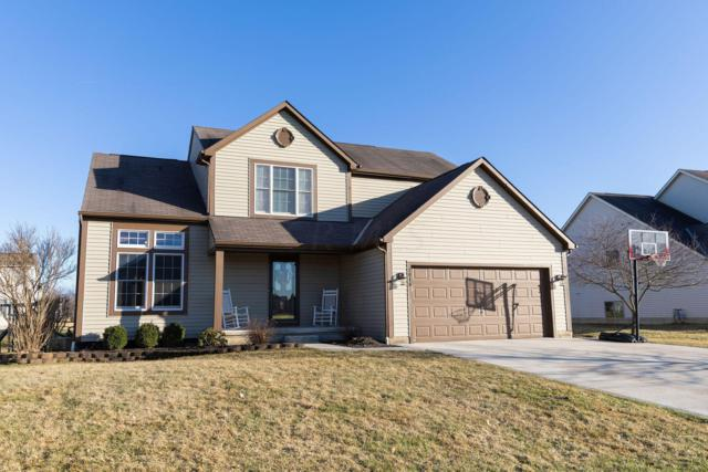 2816 Griffin Drive, Lewis Center, OH 43035 (MLS #219008995) :: Berkshire Hathaway HomeServices Crager Tobin Real Estate