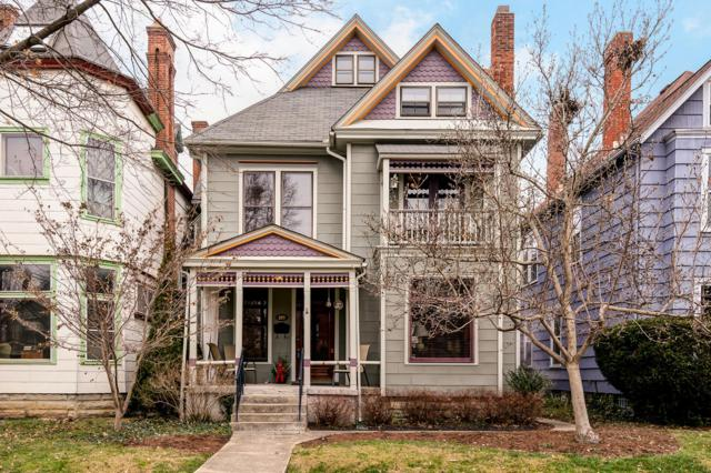 328 W 6th Avenue, Columbus, OH 43201 (MLS #219009287) :: Keith Sharick | HER Realtors