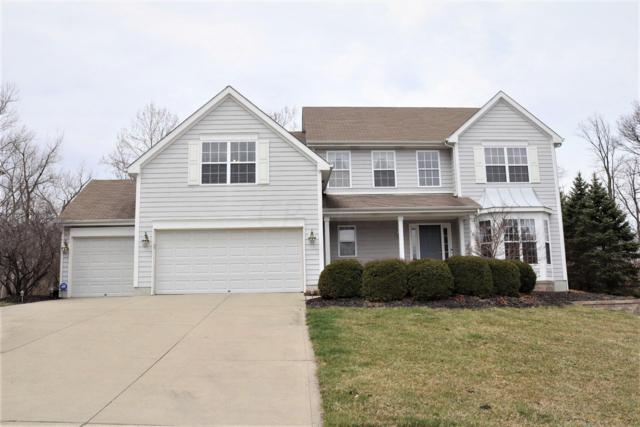 2695 Roe Drive, Lewis Center, OH 43035 (MLS #219009297) :: Keller Williams Excel